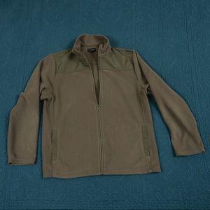 Banana Republic zip up fleece jacket